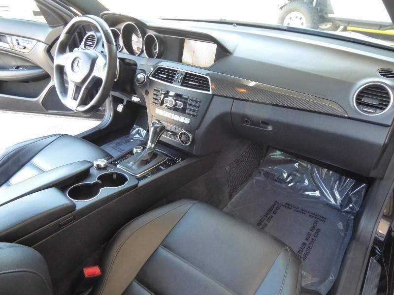 Mercedes-Benz C63 AMG 2012 price $25,950