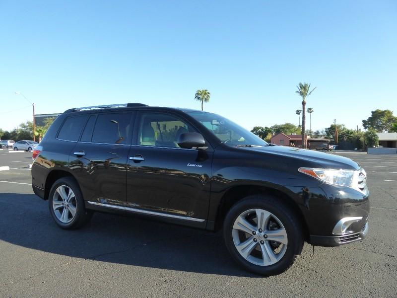 Toyota Highlander 2012 price $14,950