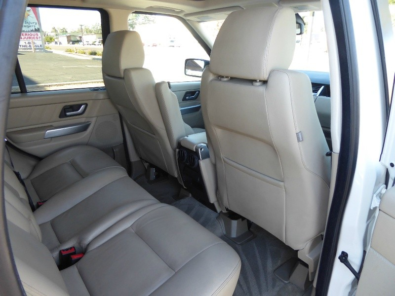 Land Rover Range Rover Sport 2009 price $12,950