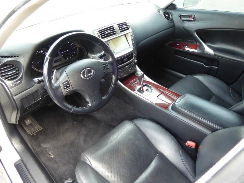 Lexus IS 250 2007 price $7,450