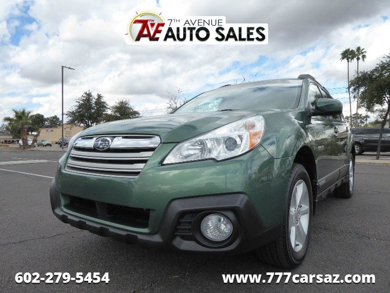 Subaru Outback 2014 price $11,450
