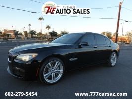 BMW 7-Series 2012