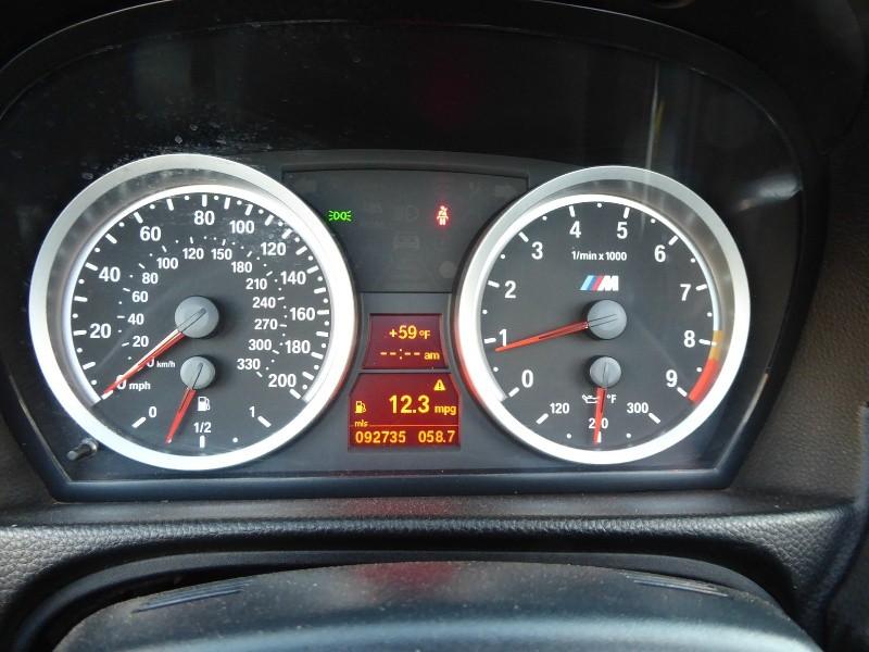 2008 BMW 3-Series 2dr Conv M3