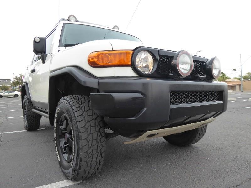 Toyota FJ Cruiser 2008 price $21,995