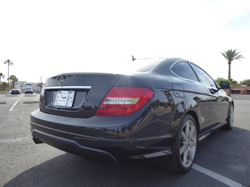 Mercedes-Benz C-Class 2014 price $12,950