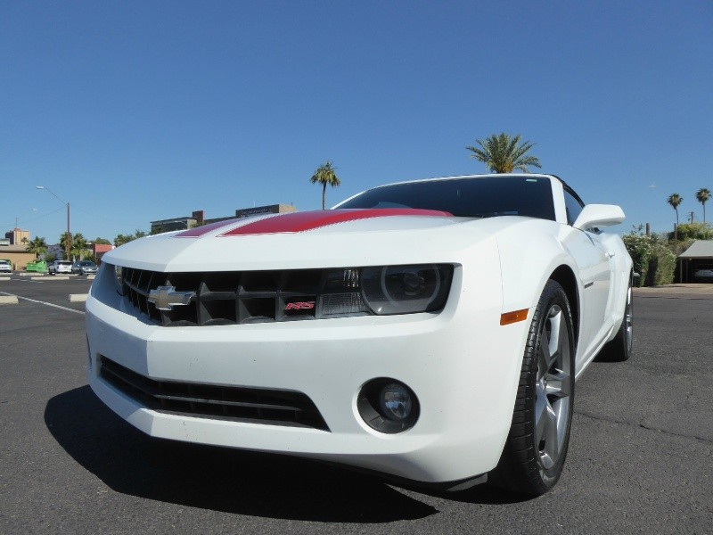 Chevrolet Camaro 2012 price $12,950