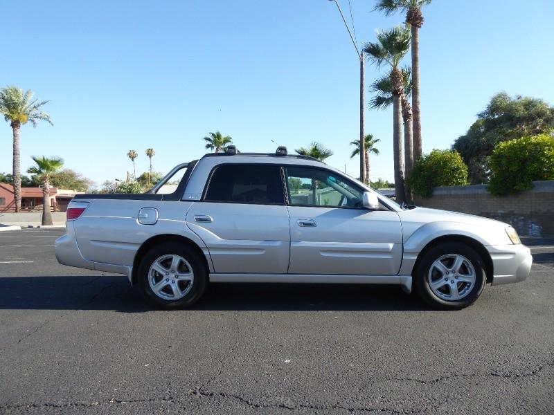 Subaru Baja 2003 price $9,950