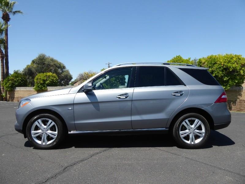 Mercedes-Benz M-Class 2012 price $11,950
