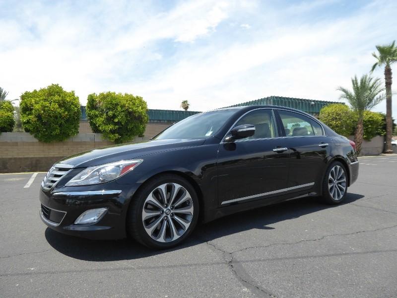 Hyundai Genesis 2013 price $15,995