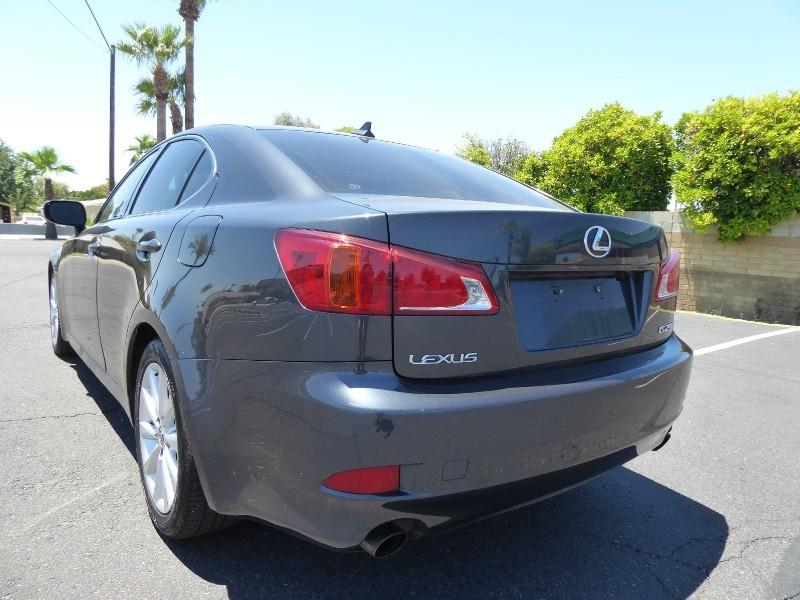 Lexus IS 250 2010 price $8,950