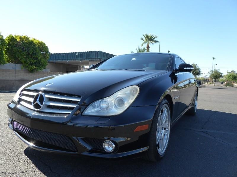Mercedes-Benz CLS-Class 2006 price $14,995
