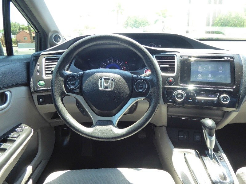 Honda Civic Sedan 2015 price $10,450