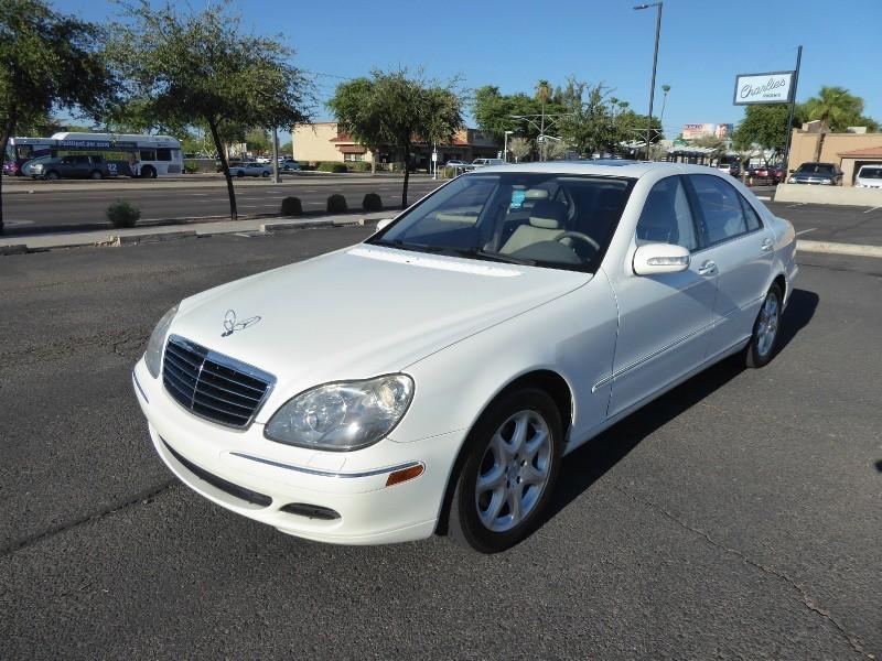 Mercedes-Benz S-Class 2004 price $6,950