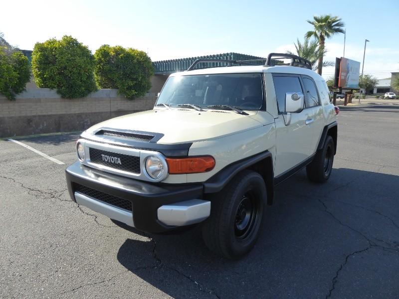 Toyota FJ Cruiser 2008 price $11,950
