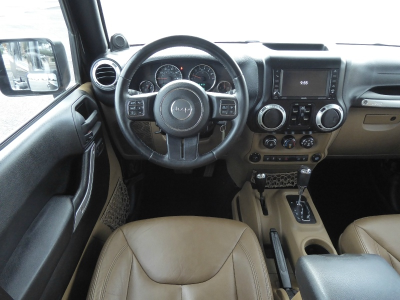 Jeep Wrangler Unlimited 2014 price $25,950
