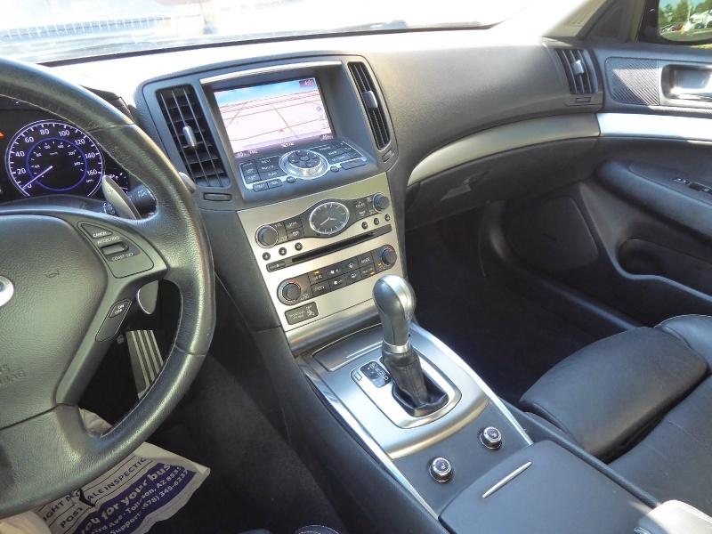 Infiniti G37 S Sedan 2013 price $11,950