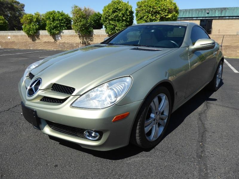 Mercedes-Benz SLK-Class 2010 price $14,950