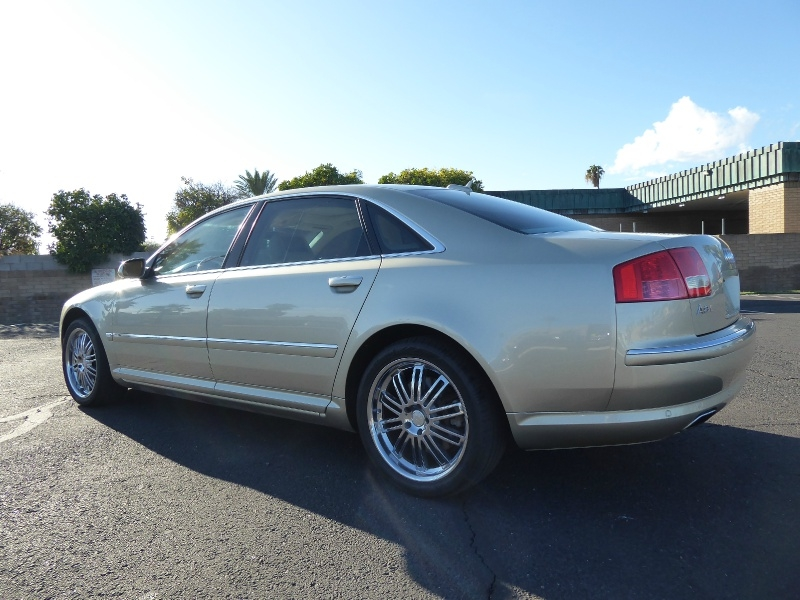 Audi A8 L 2005 price $10,995