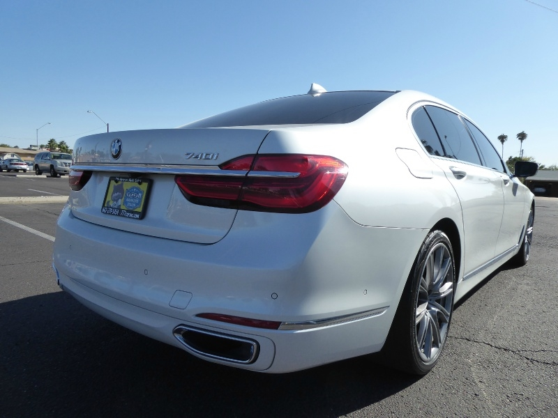 BMW 7-Series 2016 price $27,495