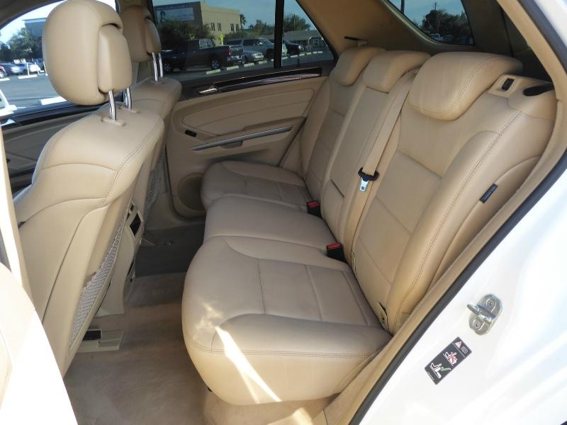 Mercedes-Benz M-Class 2011 price $10,450