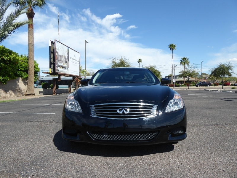 Infiniti G37 Coupe 2008 price $11,450