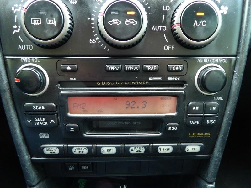 Lexus IS 300 2003 price $16,950