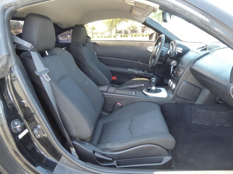 Nissan 350Z 2008 price $11,950