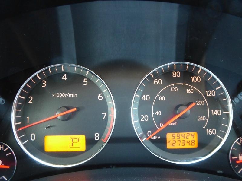 Infiniti FX45 2005 price $9,450