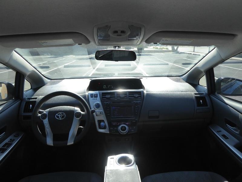 Toyota Prius v 2012 price $8,995