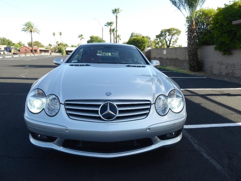 Mercedes-Benz SL-Class 2003 price $22,950