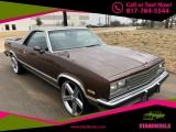 Chevrolet El Camino 1984