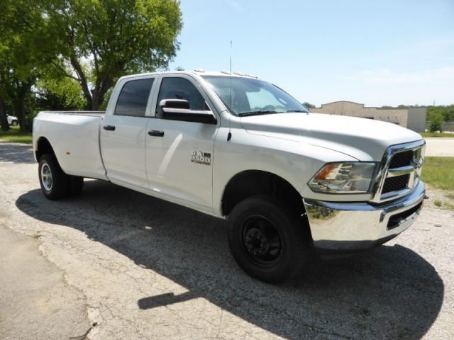 2016 Dodge Ram 3500