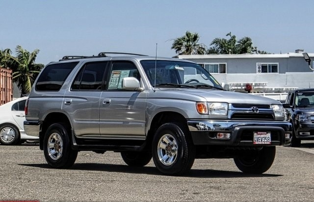 2002 Toyota 4Runner