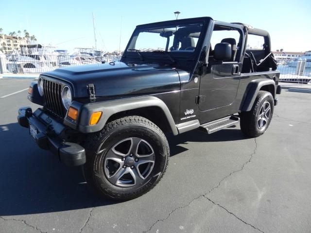 Huntington Auto Mall >> 2005 Jeep Wrangler Unlimited 2 Door Unlimited 4x4 4wd