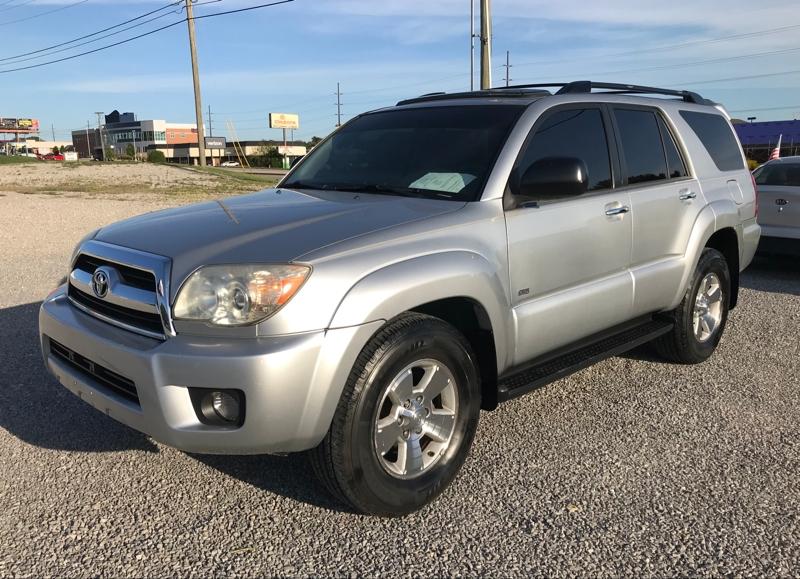 Toyota 4RUNNER 2006 price $6,999