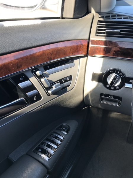 Mercedes-Benz S-CLASS 2007 price $11,499