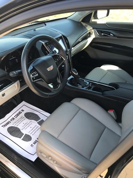 Cadillac ATS 2015 price $16,499