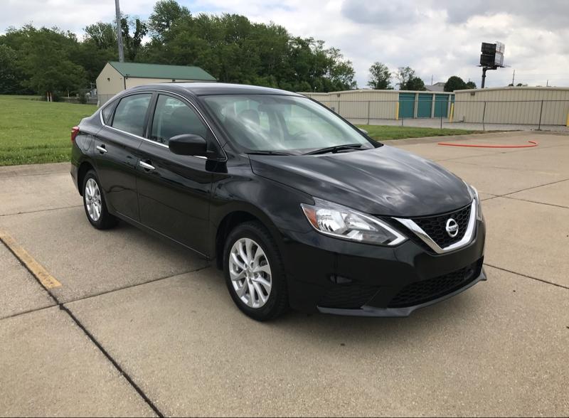 Nissan SENTRA 2019 price $13,499