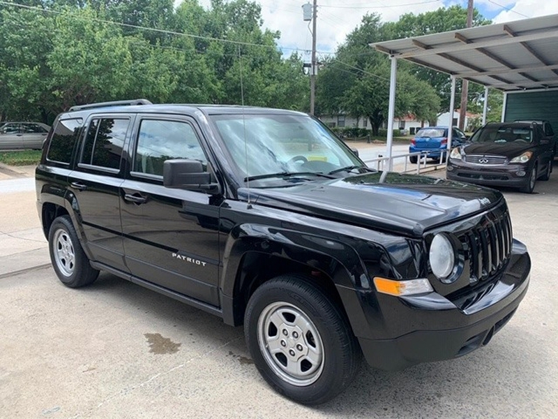 Jeep Patriot 2012 price $6,800
