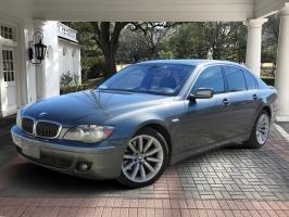 BMW 750 2007