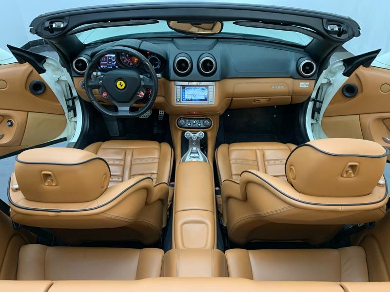 FERRARI CALIFORNIA 2010 price $98,900