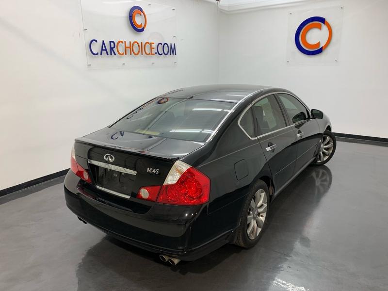 INFINITI M45 2007 price $5,900