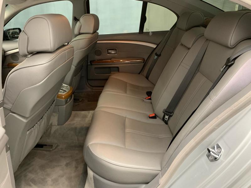 BMW 750 2007 price $8,900