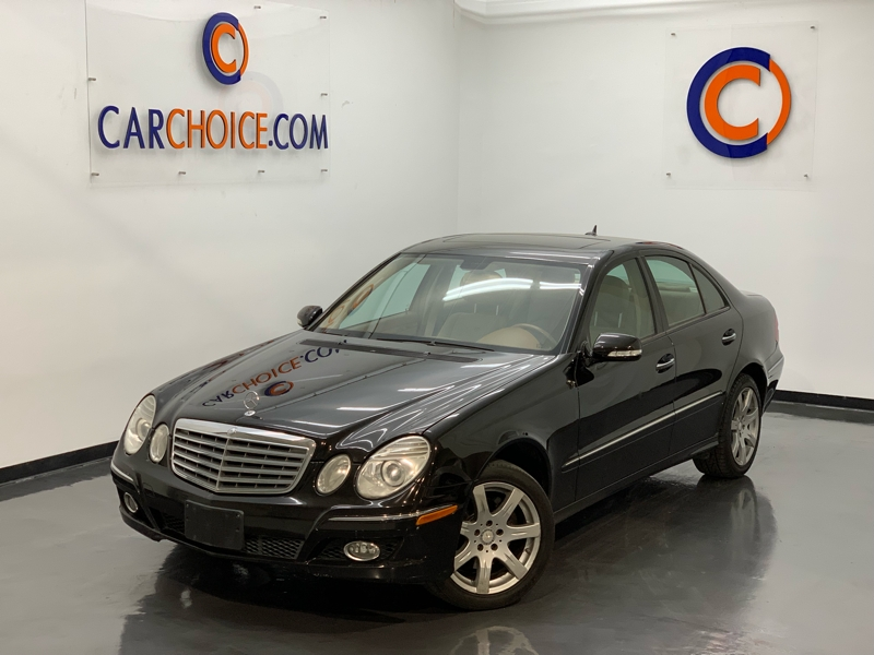 MERCEDES-BENZ E-CLASS 2008 price $6,900