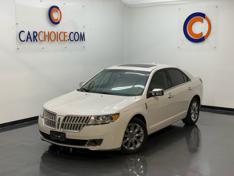 LINCOLN MKZ 2011 price $6,900