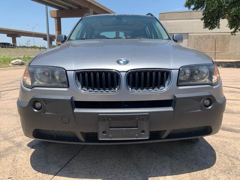 BMW X3 2005 price $4,900