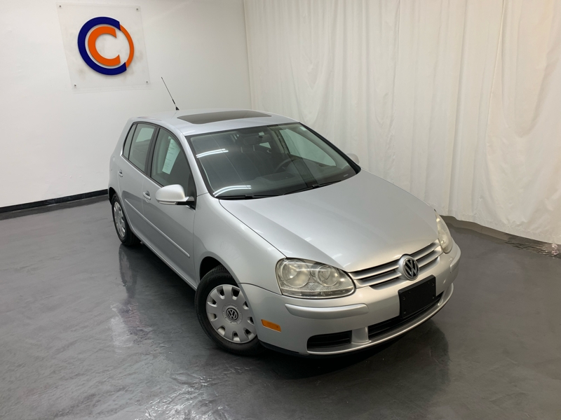 VOLKSWAGEN RABBIT 2007 price $4,900