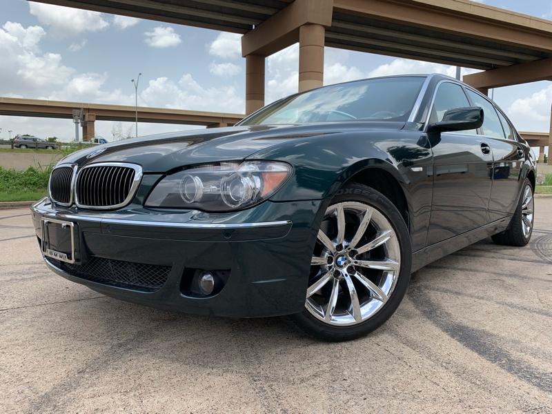 BMW 750 2007 price $7,900