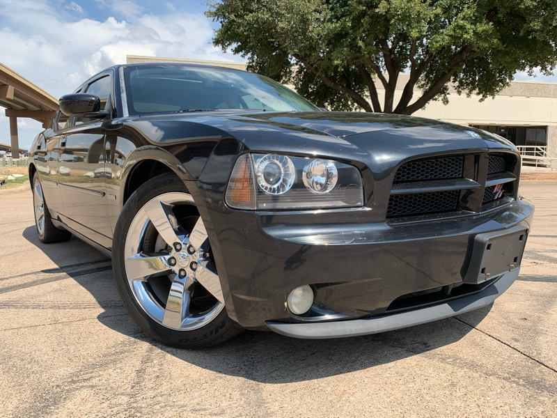 DODGE CHARGER 2008 price $8,900