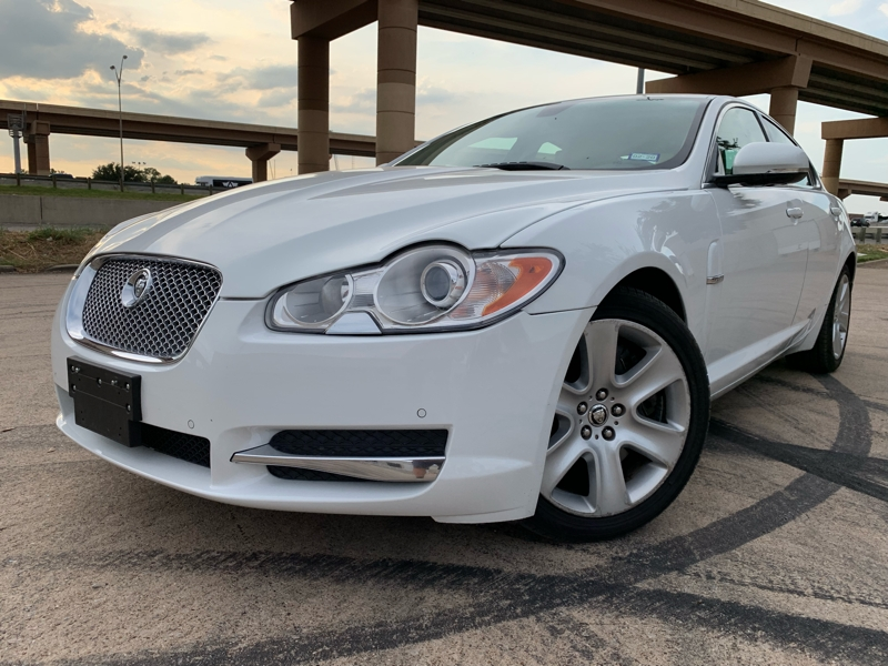 JAGUAR XF 2011 price $9,900